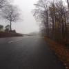 Benkerjoch im Regen