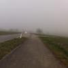 Noch mehr Nebel über dem Seetal