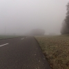 Nebel über dem Reusstal