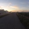 Abendstimmung über Lenzburg