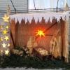 Weihnachtskrippe in Auenstein
