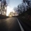 Letzter Sonnenstrahl an der Ampferenhöhe