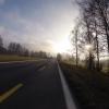 Nebelstimmung über dem Aaretal