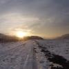 Winterstimmung auf dem Villigerfeld