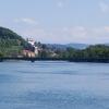 Aare mit Schloss Wildegg