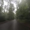 Schnell durch den Regen