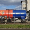 Eisenbahnwagen in Dottikon