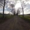 Radweg zwischen Windisch und Hausen