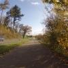 Ehemaliges Bahntrasse zwischen Villmergen-Hilfikon und Sarmenstorf