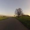 Blick ins Reusstal und in Richtung Heitersberg und Mutschellen