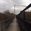 Eisenbahnbrücke über die Reuss beim Wasserschloss