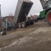 Verlad von Zuckerrüben in Felsenau