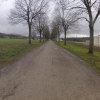Radweg in Hausen