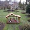 Weihnachtskrippe in der Wetterstation Klingnau