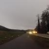 Radweg nach Leibstadt