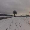 Radweg von Birmenstorf nach Fislisbach