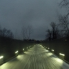 Fussgänger und Radbrücke in Brugg