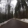 Radweg nach Kaisten