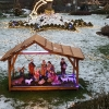 Weihnachtskrippe in Klingnau