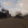 an der Nebelgrenze in Ennetbaden