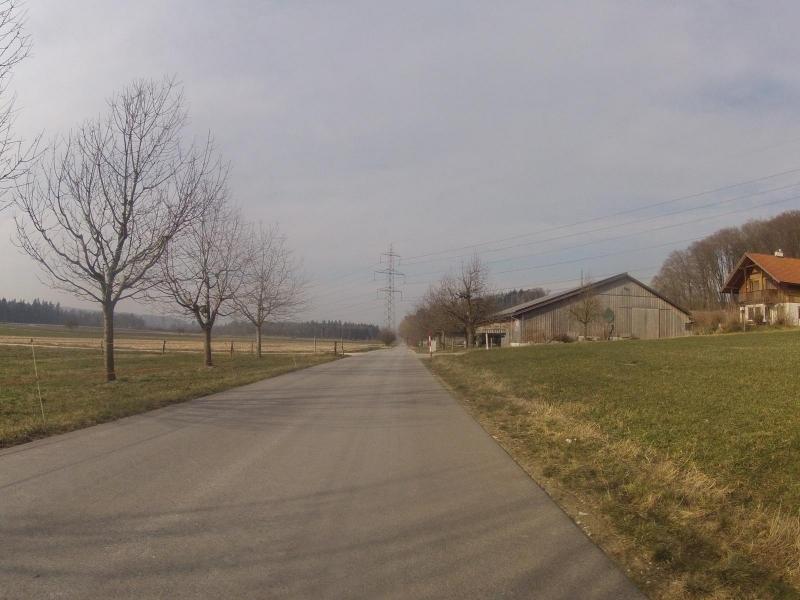 Radweg Würenlingen-Döttingen