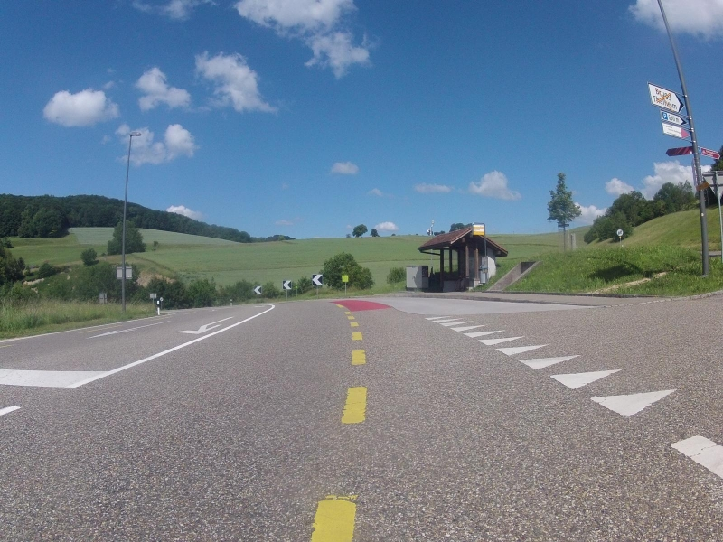Staffelegg Passhöhe
