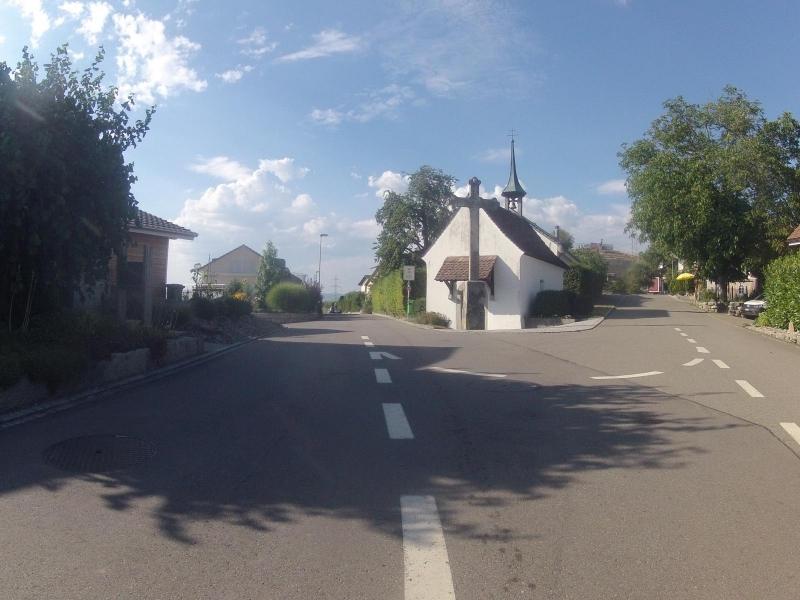 Schutzengelkapelle in Würenlingen