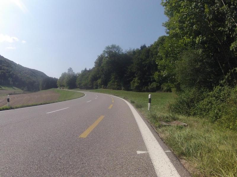Auffahrt zur Bürensteig