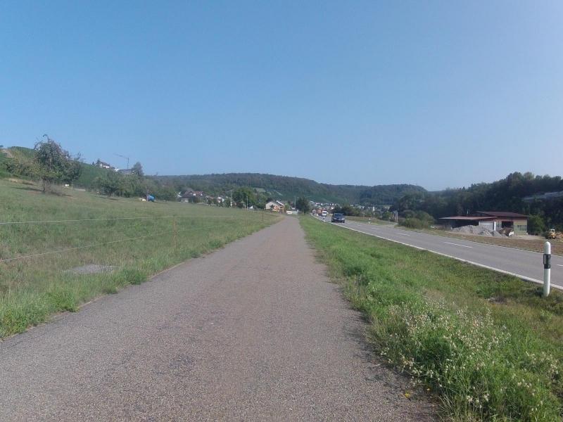 Surbtal zwischen Döttingen und Tegerfelden
