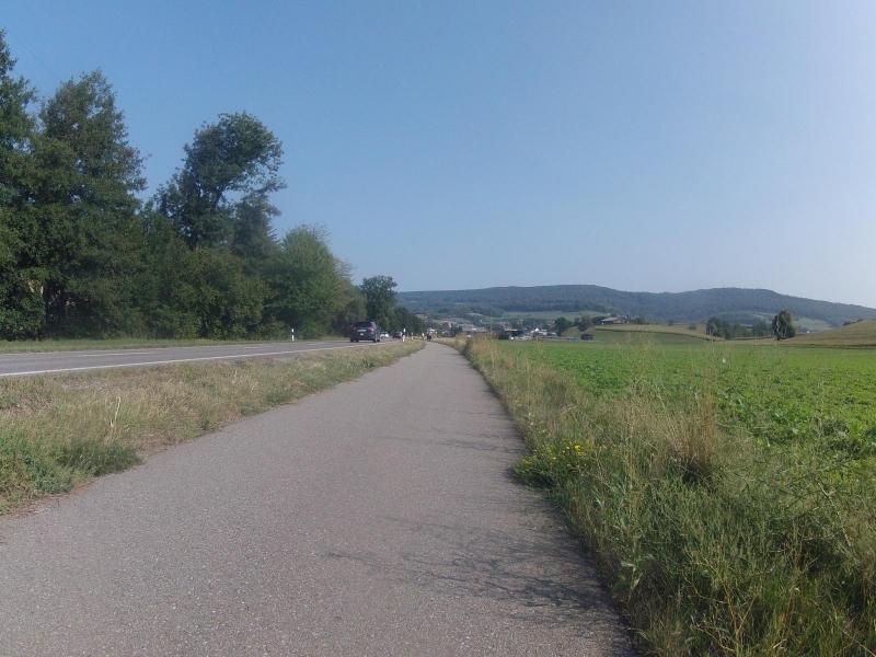 Surbtal zwischen Lengnau und Ehrendingen