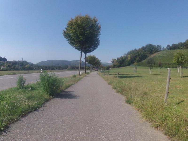 Untersiggenthal nach Siggenthal Station