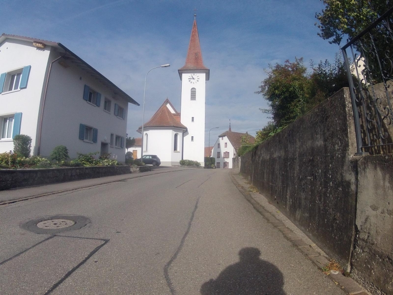 Dorfzentrum Oeschgen