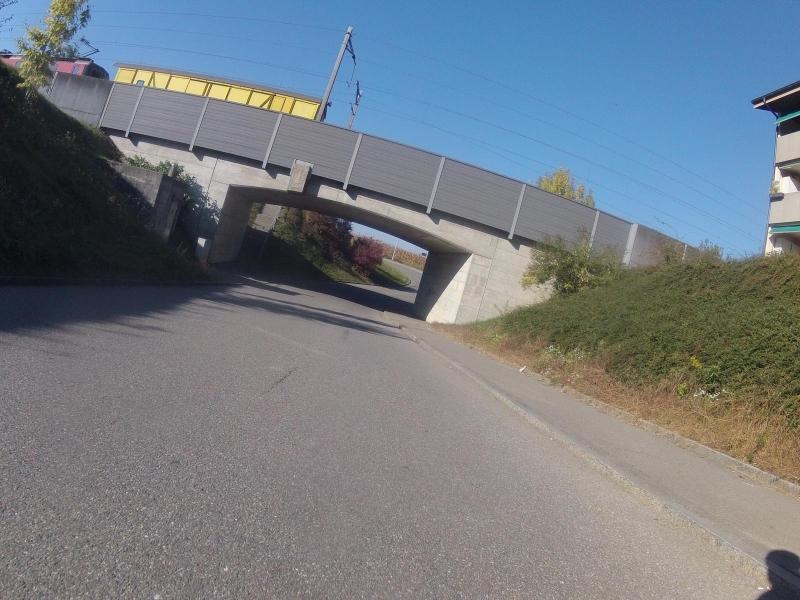 SBB-Brücke in Mägenwil