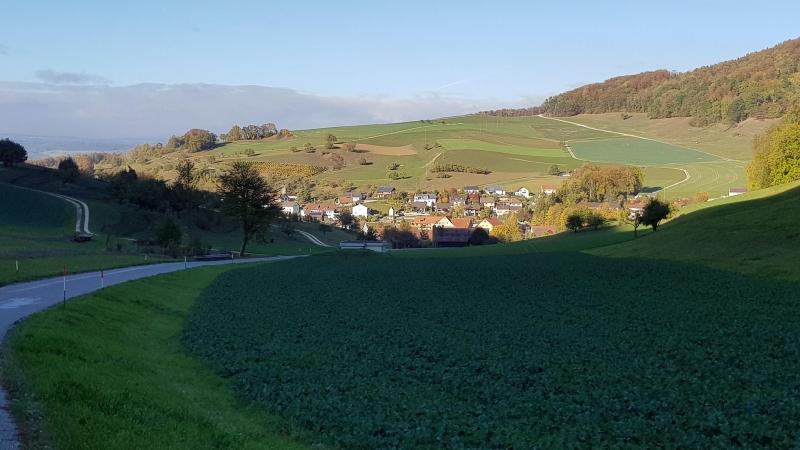 Blick zurück nach Ittenthal