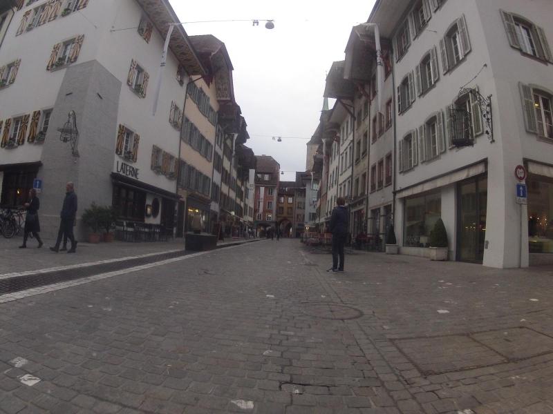 Altstadt in Aarau
