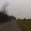 Unterwegs auf dem alten Bernerweg, nähe Hunzenschwil