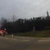 Radweg nach Brugg