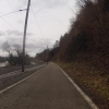 Radweg zwischen Rheinsulz und Etzgen