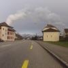 Dampfwolke über Leibstadt (KKW)