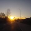 Abendsonne über Wildegg
