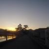 Abendsonne über der Staffelegg