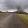 Staffelegg unter Regenwolken