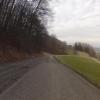 Abfahrt von der Bürensteig nach Hottwil