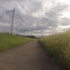 Radweg bei Othmarsingen