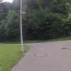 bei Untersiggenthal auf dem Radweg