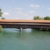 Reussbrücke bei Sins
