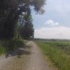 Kurze Gravelstrecke nach Vogelsang