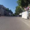 Verkehrsknotenpunkt Radrouten in Lenzburg
