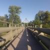 """Brücke für das """"Abwasser"""""""