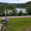 Letzter Blick auf den Rhein